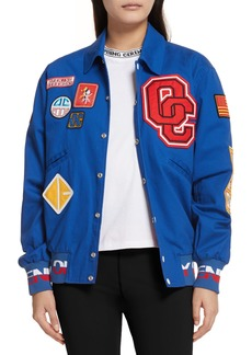 Opening Ceremony Patch Varsity Jacket (Limited Edition)