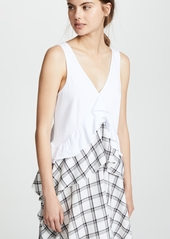 Opening Ceremony Plaid Mix Dress