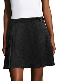 Opening Ceremony Pleated Mini Skirt