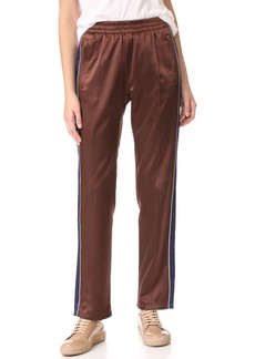 Opening Ceremony Reversible Silk Track Pants