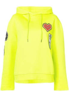 Opening Ceremony Sorority hoodie - Yellow & Orange
