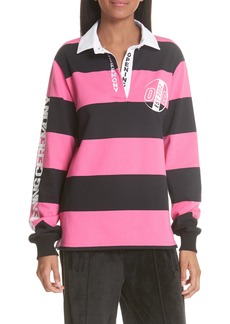 Opening Ceremony Stripe Rugby Top