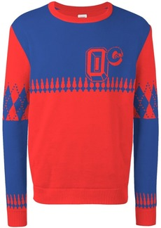 Opening Ceremony UMD X Opening Ceremony jumper - Red