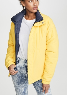Opening Ceremony Unisex Reversible Quilted Puffer Jacket