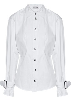 Opening Ceremony Woman Cotton-poplin Shirt White