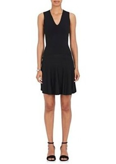 Opening Ceremony Women's Compact Knit Fit & Flare Dress