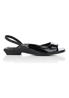 Opening Ceremony Women's Elyna Patent Leather Slingback Sandals