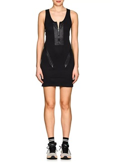 Opening Ceremony Women's Embellished Rib-Knit Minidress