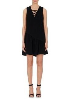 Opening Ceremony Women's Lace-Up Sleeveless Dress