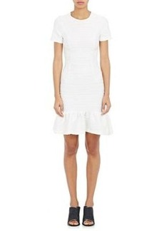Opening Ceremony Women's Lotus Flounce-Hem Dress