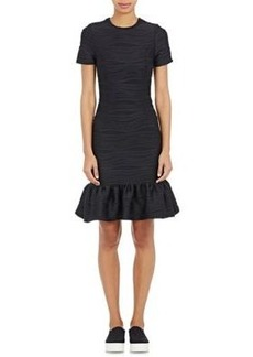 Opening Ceremony Women's Lotus Ruffled-Hem Dress