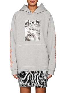 Opening Ceremony Women's Mélange Cotton Terry Hoodie