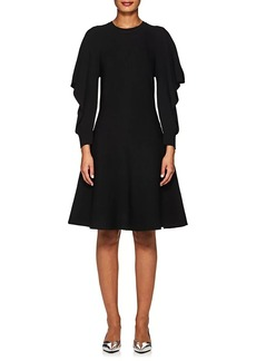 Opening Ceremony Women's Ottoman-Knit A-Line Dress