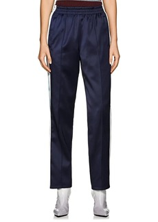 Opening Ceremony Women's Reversible Satin Track Pants