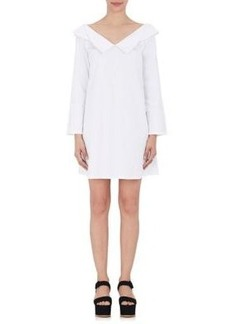 Opening Ceremony Women's Stretch-Cotton Off-The-Shoulder Dress