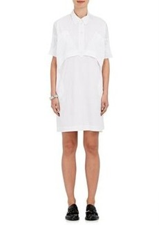 Opening Ceremony Women's Stretch-Cotton Poplin Shirtdress