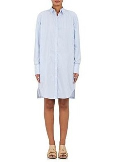 Opening Ceremony Women's Striped Cotton Shirtdress