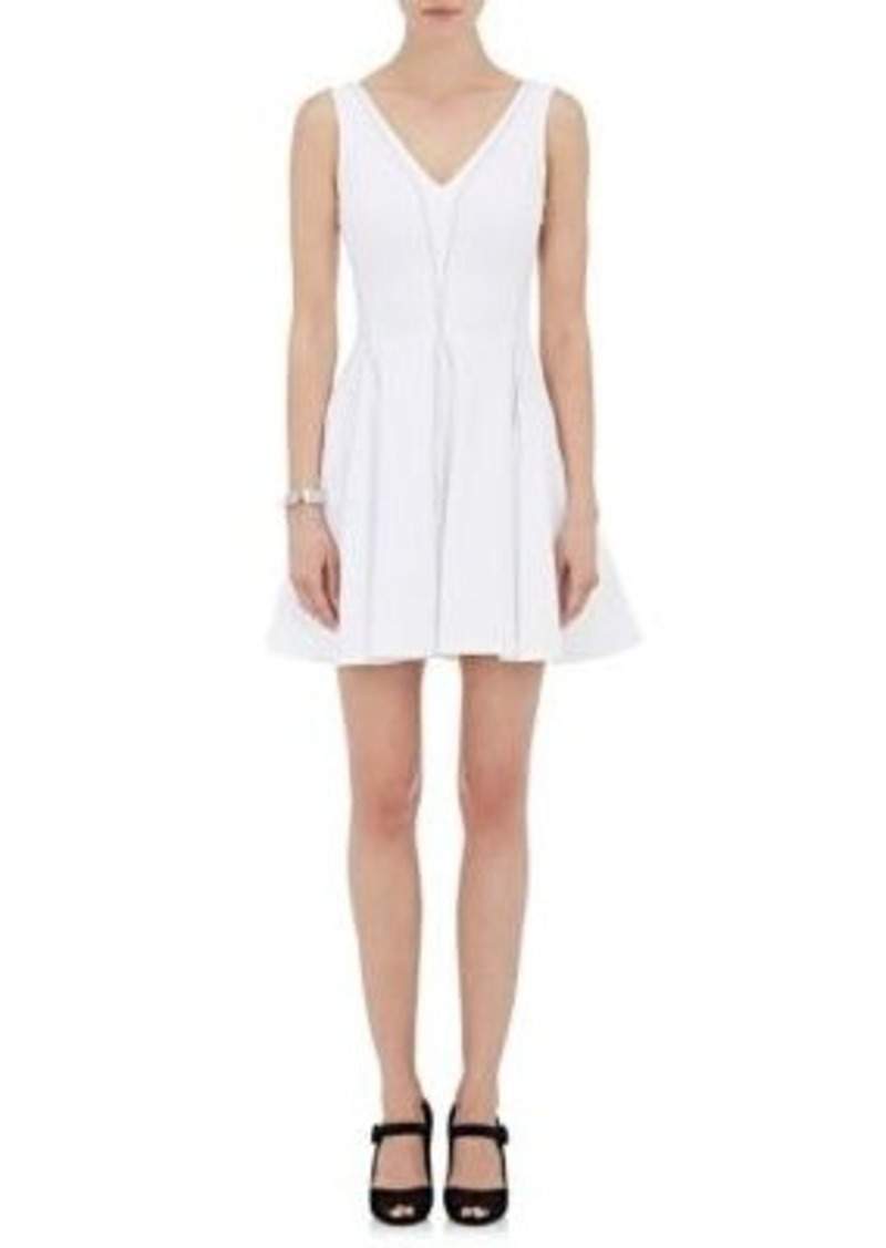 Opening Ceremony Women's William Penn Dress-White Size 6