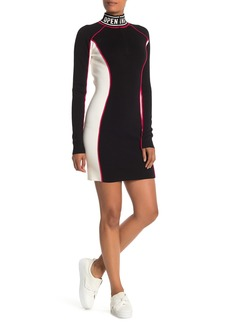 Opening Ceremony Optic Bodycon Dress