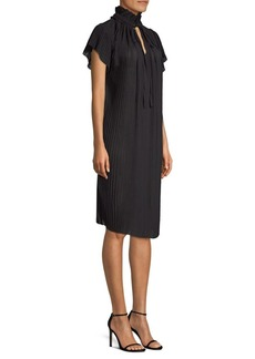 Opening Ceremony Plisse Shift Dress