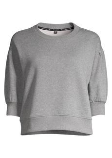 Opening Ceremony Puff-Sleeve Sweatshirt