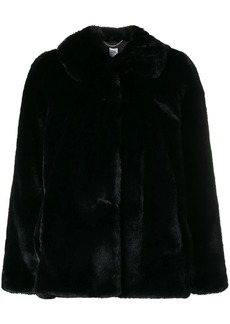 Opening Ceremony Snowblind faux fur coat