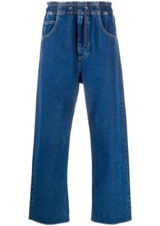 Opening Ceremony stonewash-effect boyfriend jeans
