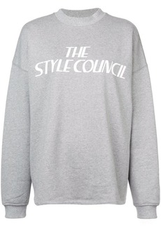 Opening Ceremony Style Council sweater