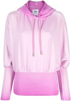 Opening Ceremony two-tone hoodie
