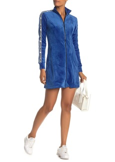 Opening Ceremony Velour Track Dress