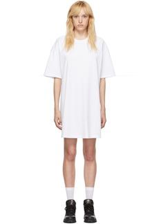 Opening Ceremony White Elastic Back Dress