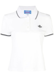 Opening Ceremony x Chloë Sevigny embroidered polo shirt
