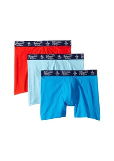 Original Penguin 100% Cotton 3 Pack Boxer Brief