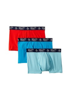 Original Penguin 100% Cotton 3 Pack Trunk