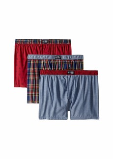 Original Penguin 3-Pack Woven Fashion Boxer Brief