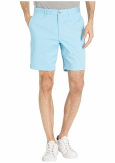 "Original Penguin 8"" Basic Shorts with Stretch"