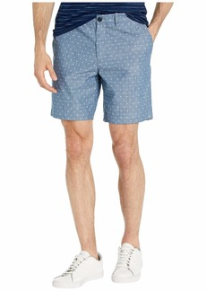 "Original Penguin 8"" Chambray Dobby Shorts"