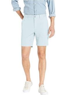 "Original Penguin 8"" Slim Basic Stretch Shorts"
