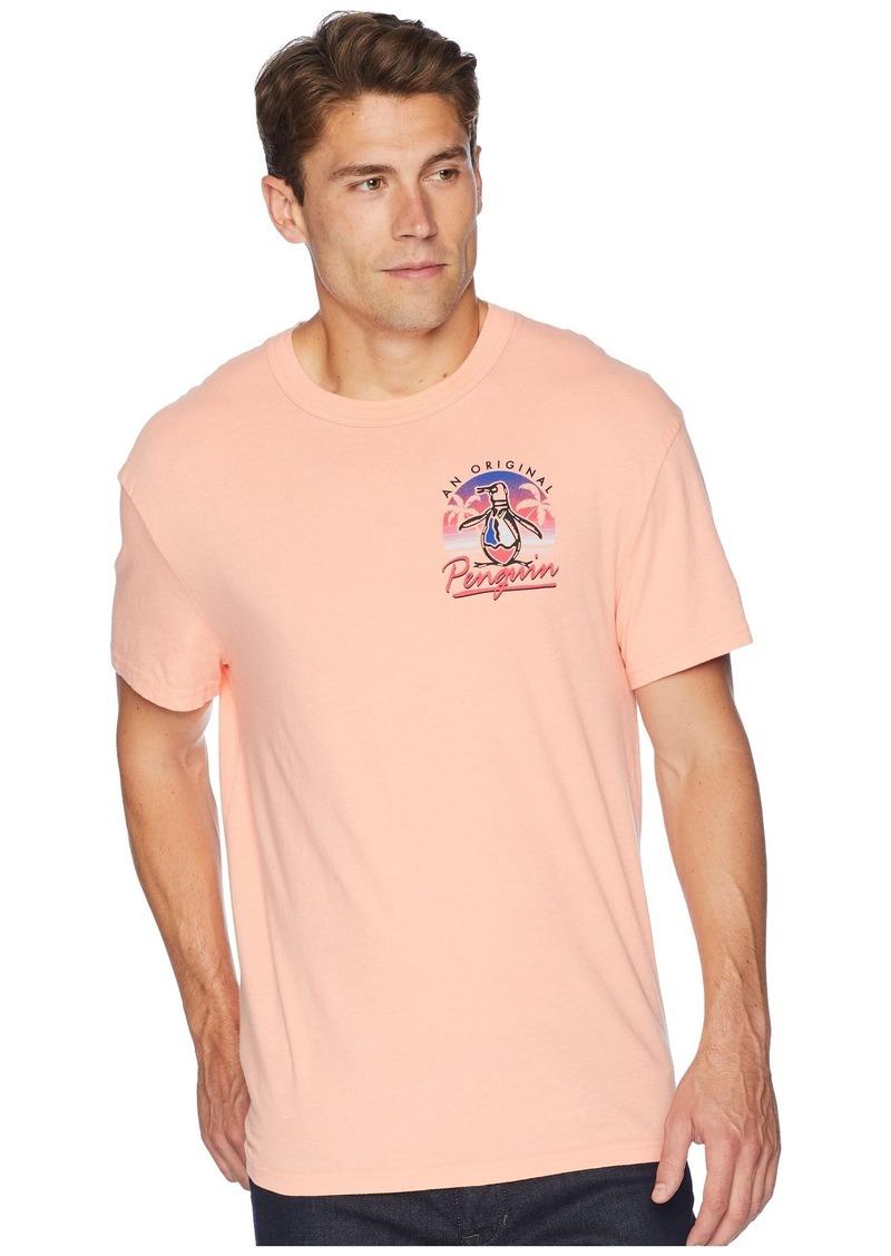 Original Penguin 90s Sunset Pete T-Shirt