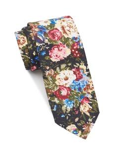 Original Penguin Arens Floral Tie