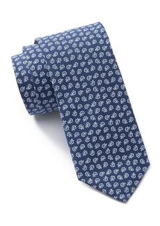 Original Penguin Auburn Floral Tie