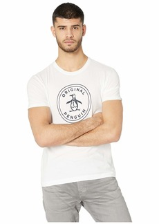 Original Penguin Basic Stamp Logo Tee