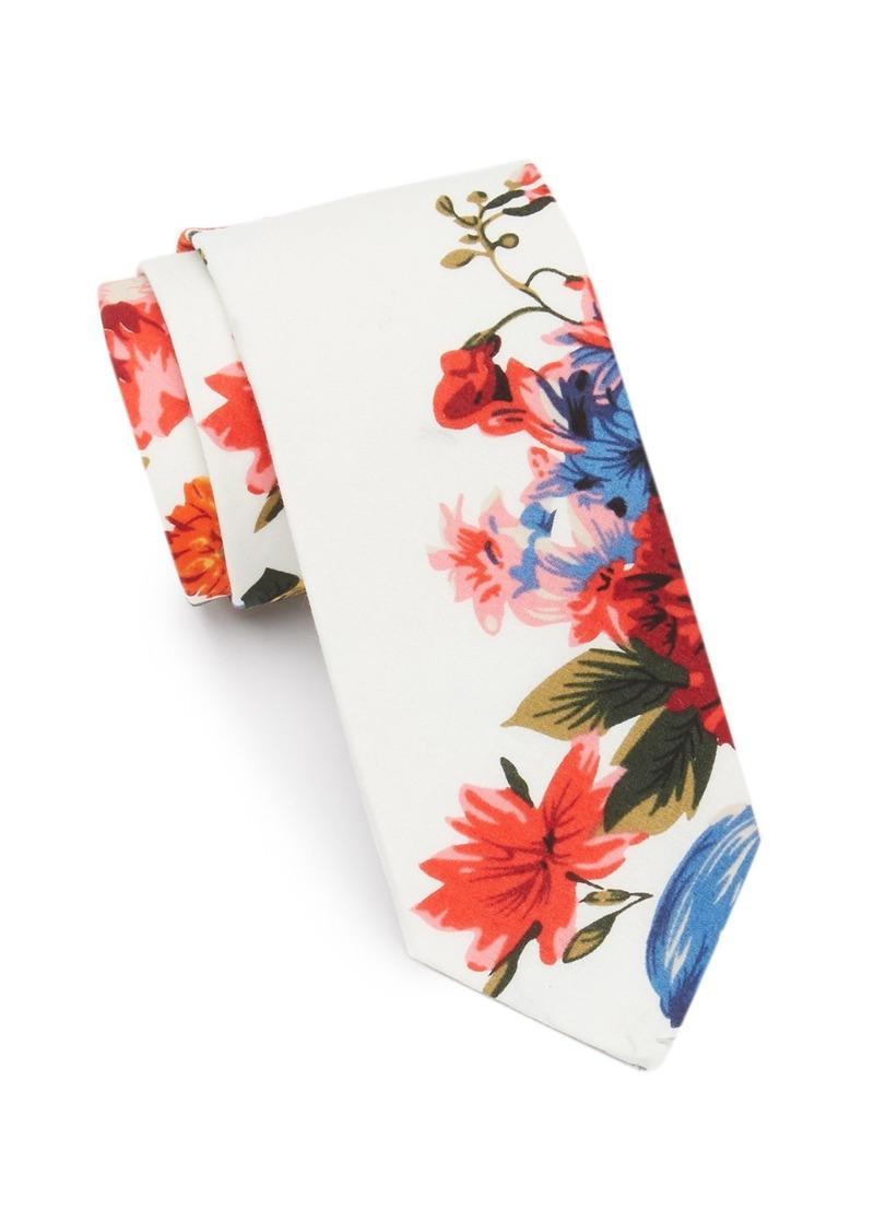 Original Penguin Bellatoni Floral Tie
