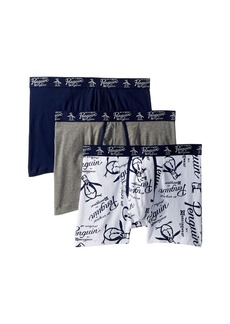 Original Penguin Boxer Brief - Logo Fashion 3-Pack