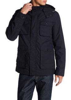 Original Penguin British Millerain Hooded Field Jacket