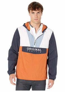 Original Penguin Color Block Anorak