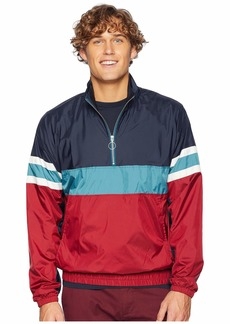 Original Penguin Color Block Cagoule Jacket