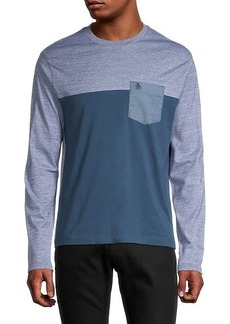Original Penguin Colorblock Cotton Tee