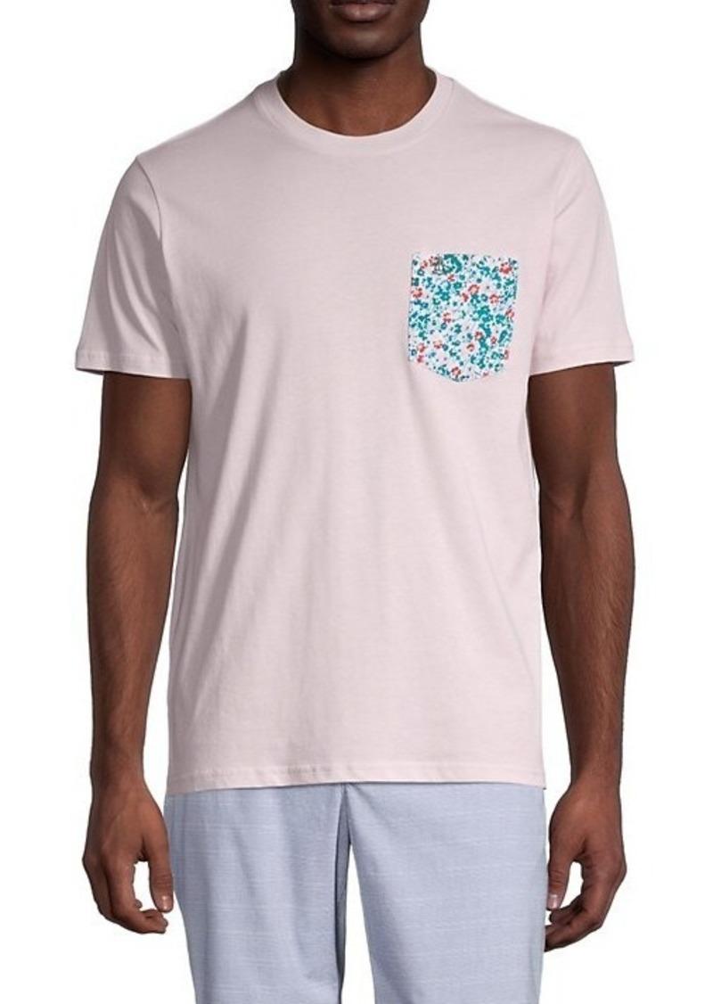 Original Penguin Contrast-Pocket T-Shirt