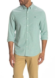 Original Penguin Core Stretch Heritage Slim Shirt